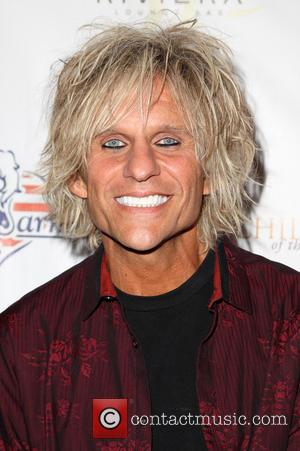 C.C. DeVille - BenchWarmer's Annual Stars & Stripes Celebration - Beverly Hills, California, United States - Wednesday 2nd July 2014
