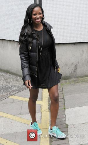 Jamelia - Celebrities outside the ITV studios - London, United Kingdom - Wednesday 2nd July 2014