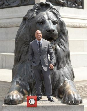 Dwayne Johnson - 'Hercules' photocall held in Trafalgar Square - London, United Kingdom - Wednesday 2nd July 2014