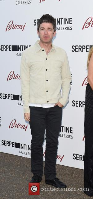 Noel Gallagher - Celebrities Arrive at the 2014 Serpentine Gallery Summer Party. - London, United Kingdom - Wednesday 2nd July...