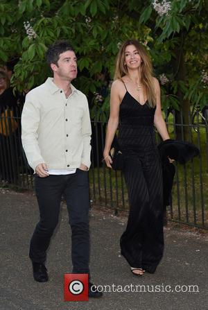 Serpentine Gallery, Noel Gallagher