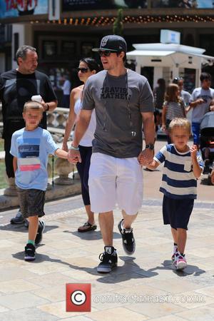 Mark Wahlberg, Michael Wahlberg and Brendan Wahlberg