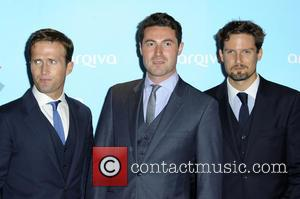 Blake - Arqiva Commercial Radio Awards at Westminster Bridge Park Plaza Hotel - London, United Kingdom - Thursday 3rd July...