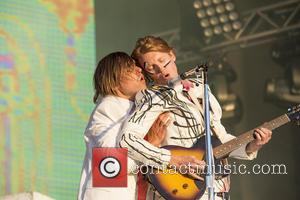 Arcade Fire - Barclaycard Presents British Summer Time Hyde Park - Performances - Arcade Fire live on stage - London,...