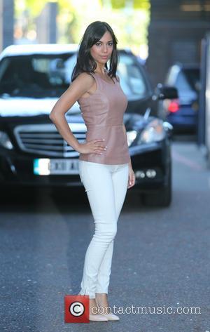 Fiona Wade - Fiona Wade outside the ITV studios - London, United Kingdom - Thursday 3rd July 2014