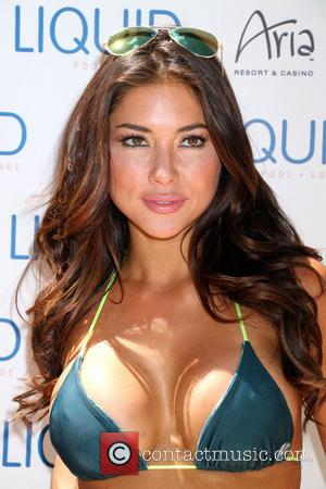 Arianny Celeste - UFC International Fight Week Official Pool Party at LIQUID Pool Lounge at ARIA - Las Vegas, Nevada,...