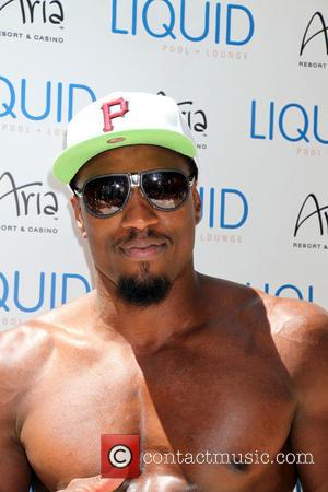 Phil Davis - UFC International Fight Week Official Pool Party at LIQUID Pool Lounge at ARIA - Las Vegas, Nevada,...