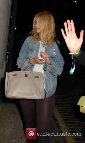 Mischa Barton - Celebrities at Chiltern Firehouse in Marylebone - London, United Kingdom - Friday 4th July 2014