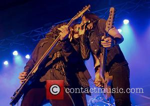 Nuno Bettencourt, Pat Badger and Extreme