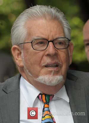 Rolf Harris - Rolf Harris Arriving at Southwark Crown Court