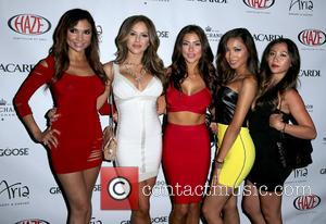 Brittney Palmer, Arianny Celeste and And Friends