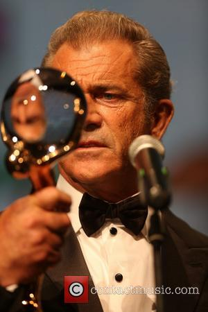 Mel Gibson - 49th Karlovy Vary International Film Festival - Mel Gibson is awarded with the Crystal Globe award for...