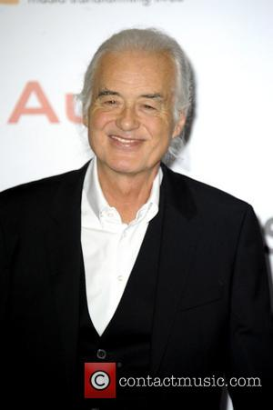 Jimmy Page - The Nordoff Robbins Silver Clef Awards 2014 held at the Park Lane Hilton - Arrivals - London,...