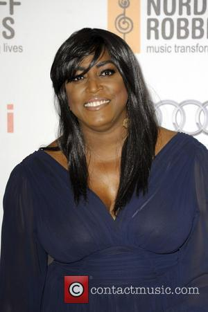 Mica Paris - The Nordoff Robbins Silver Clef Awards 2014 held at the Park Lane Hilton - Arrivals - London,...