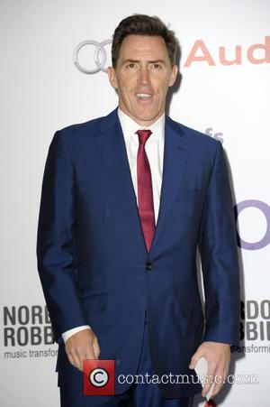 Rob Brydon - The Nordoff Robbins Silver Clef Awards 2014 held at the Park Lane Hilton - Arrivals - London,...