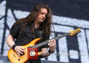 Anthrax and Jonathan Donais