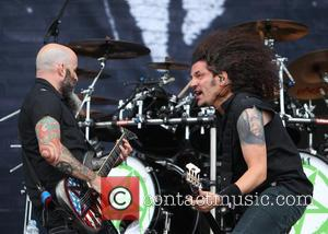 Anthrax, Scott Ian and Frank Bello
