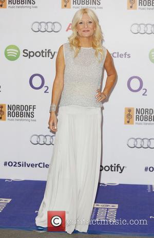 Gaby Roslin - 2014 Nordof Robbins Silver Clef awards - London, United Kingdom - Friday 4th July 2014