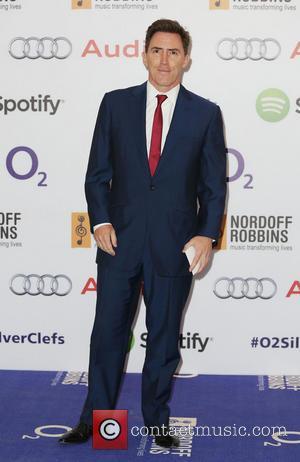 Rob Brydon - 2014 Nordof Robbins Silver Clef awards - London, United Kingdom - Friday 4th July 2014