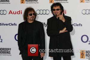 Black Sabbath and John Iommi