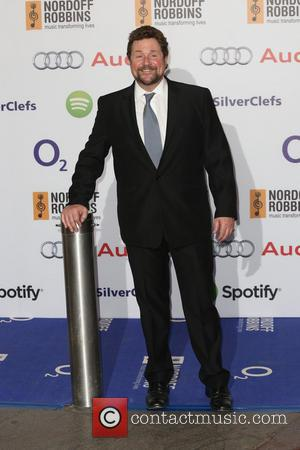 Michael Ball - The Nordoff Robbins Silver Clef Awards 2014 held at the Park Lane Hilton - Arrivals - London,...