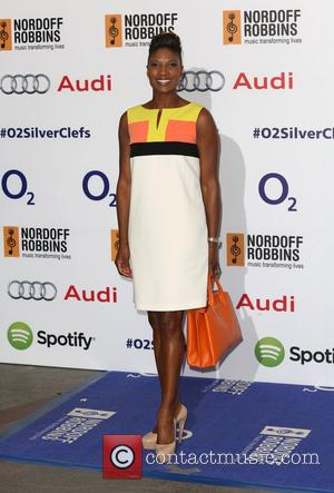 Denise Lewis - The Nordoff Robbins Silver Clef Awards 2014 held at the Park Lane Hilton - Arrivals - London,...