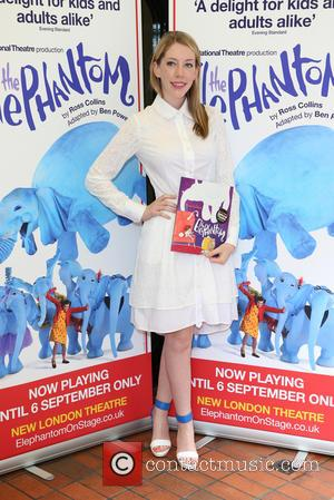 Katherine Ryan - Celebrities attend a photocalll to celebrate the opening of the National Theatre production of The Elephantom in...