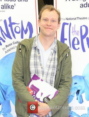 Robert Webb - Celebrities attend a photocalll to celebrate the opening of the National Theatre production of The Elephantom in...