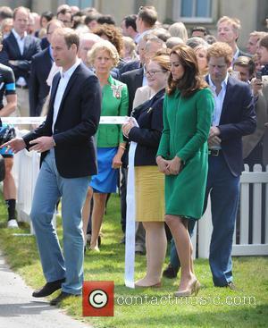 Prince Harry, William, Duke Of Cambridge, Catherine, Duchess Of Cambridge, Kate Middleton and Catherine Middleton