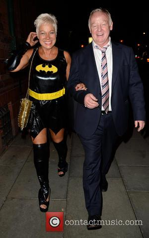 Denise Welch and Les Dennis - Coronation Street star Simon Gregson holds a charity ball at The Palace Hotel Manchester...