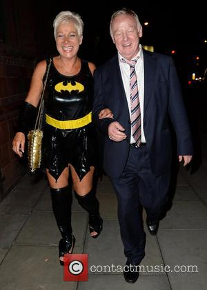 Denise Welch and Les Dennis