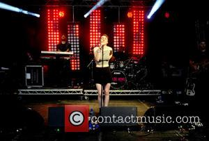 Chloe Howl - Blissfields Festival 2014 - Performances - Winchester, United Kingdom - Saturday 5th July 2014