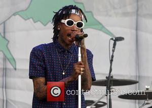 Wiz Khalifa - Wireless Festival 2014 - Day 2 - Performances at Finsbury Park, Wireless Festival - London, United Kingdom...