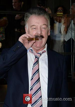Les Dennis - 'A Night of Superheroes,' the annual Coronation Street Ball charity bash for Caudwell Children, at The Palace...