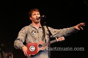 James Blunt - Hop Farm Music Festival 2014 - Day 2 - Performances - James Blunt - Kent, United Kingdom...