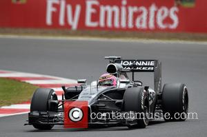 Jenson Button - Silverstone F1 Grand Prix, qualifying race - Silverstone, United Kingdom - Saturday 5th July 2014