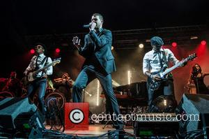 Robin Thicke - Wireless Festival 2014 - Day 2 - Birmingham - Birmingham, United Kingdom - Sunday 6th July 2014