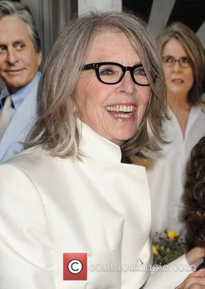 Diane Keaton - The Hampton premiere of 'And So it Goes' at Guild Hall in East Hampton - Arrivals -...