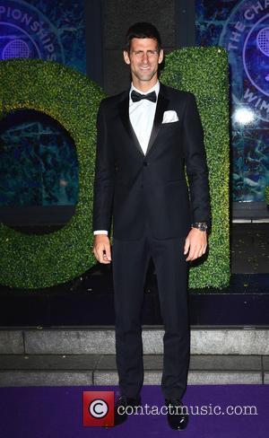 Novak Djokovic - Wimbledon Champions Dinner held at the Royal Opera House, Covent Garden, London - London, United Kingdom -...