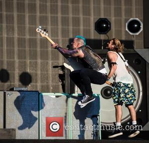 Dougie Poynter, Matt Willis, British Summer Time Festival, McBusted