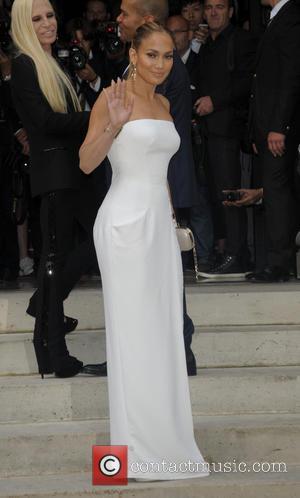 Versace and Jenifer Lopez