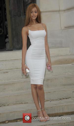 Versace and Zahia Dehar