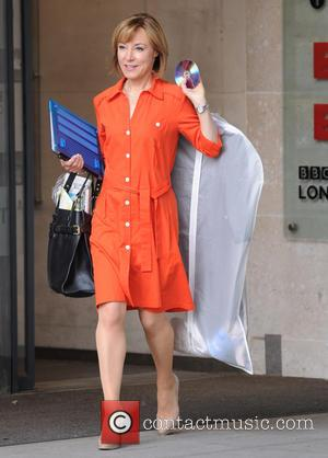 Sian Williams - Celebrities outside the BBC studios - London, United Kingdom - Sunday 6th July 2014