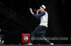 J Cole - Wireless Festival 2014 - Day 2 - Performances - J. Cole - Birmingham, United Kingdom - Sunday...