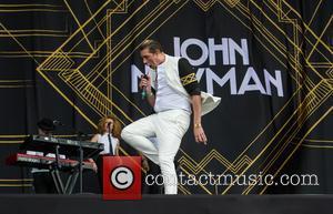 John Newman - Wireless Festival 2014 - Day 2 - Performances - John Newman - Birmingham, United Kingdom - Sunday...