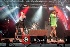 Neon Jungle - Wireless Festival 2014 - Day 2 - Performances - Neon Jungle - Birmingham, United Kingdom - Sunday...
