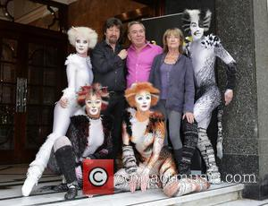 Trevor Nunn, Sir Andrew Lloyd Webber and Gillian Lynne