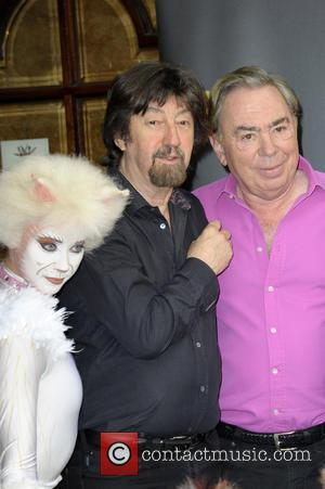 Trevor Nunn and Andrew Lloyd Webber