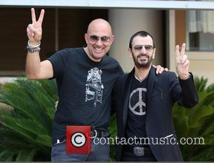 Ringo Starr and John Varvatos - Ringo Starr, while celebrating his 74th birthday, announces that he will be the face...