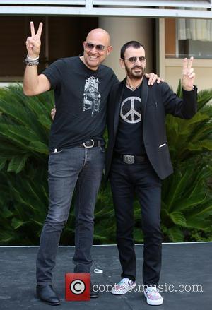 Ringo Starr and John Varvatos
